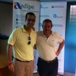 Andrés Pérez autor de marca personal en Alicante con Sergio López Coach